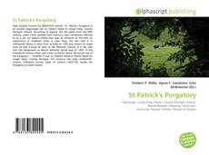 Bookcover of St Patrick's Purgatory