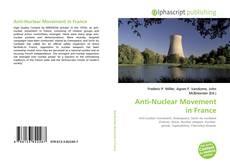 Portada del libro de Anti-Nuclear Movement in France