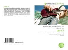 Bookcover of Dean V