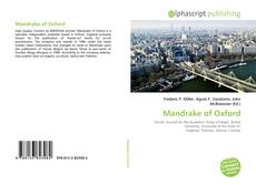 Обложка Mandrake of Oxford