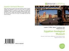 Copertina di Egyptian Geological Museum