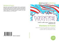 Bookcover of Elections in France