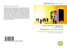 Bookcover of Defenders of the Earth