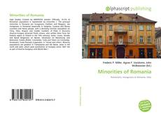 Buchcover von Minorities of Romania
