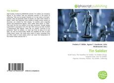Bookcover of Tin Soldier