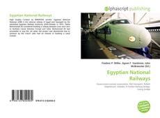 Portada del libro de Egyptian National Railways