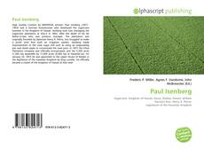 Bookcover of Paul Isenberg