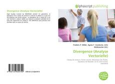 Copertina di Divergence (Analyse Vectorielle)