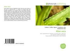Capa do livro de Aloe vera