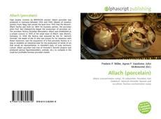 Couverture de Allach (porcelain)