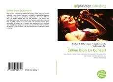 Couverture de Céline Dion En Concert