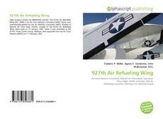 Обложка 927th Air Refueling Wing