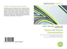 Capa do livro de Active and Passive Transformation