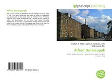 Bookcover of Alfred Duraiappah