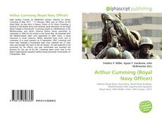 Bookcover of Arthur Cumming (Royal Navy Officer)