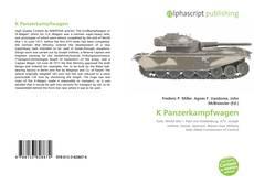 Borítókép a  K Panzerkampfwagen - hoz