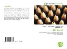 Capa do livro de .454 Casull