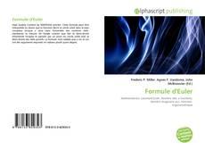 Formule d'Euler的封面