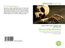 Bookcover of Cherry Valley Massacre