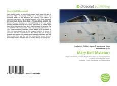 Capa do livro de Mary Bell (Aviator)