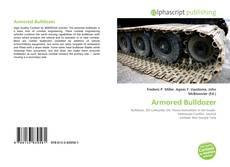 Portada del libro de Armored Bulldozer