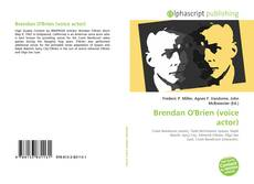 Brendan O'Brien (voice actor) kitap kapağı