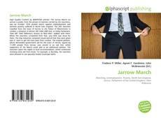 Jarrow March kitap kapağı