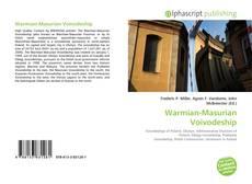Portada del libro de Warmian-Masurian Voivodeship