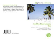 Copertina di Auckland Anniversary Day