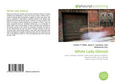 Capa do livro de White Lady (Ghost)