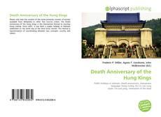 Copertina di Death Anniversary of the Hung Kings