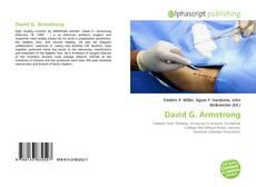 David G. Armstrong的封面