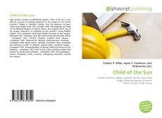 Bookcover of Child of the Sun