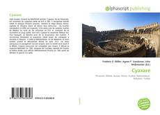 Bookcover of Cyaxare