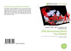 Copertina di 20th Anniversary World Tour Reboot