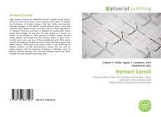 Herbert Sorrell kitap kapağı