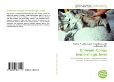 Обложка Crimean–Congo hemorrhagic fever