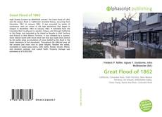 Bookcover of Great Flood of 1862