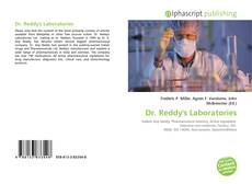 Bookcover of Dr. Reddy's Laboratories