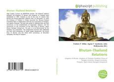 Copertina di Bhutan–Thailand Relations