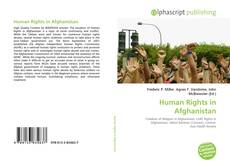 Bookcover of Human Rights in Afghanistan
