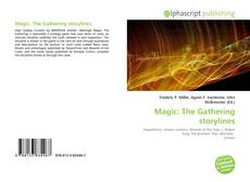 Couverture de Magic: The Gathering storylines