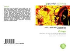 Capa do livro de Charge