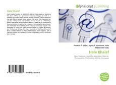 Buchcover von Hala Khalaf