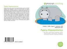 Borítókép a  Pygmy Hippopotamus - hoz