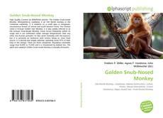 Couverture de Golden Snub-Nosed Monkey