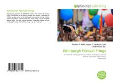 Bookcover of Edinburgh Festival Fringe