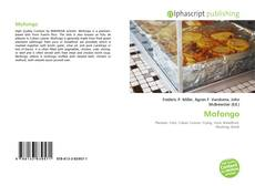 Bookcover of Mofongo