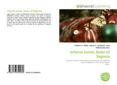 Buchcover von Infante Jaime, Duke of Segovia