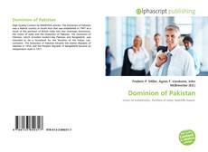 Buchcover von Dominion of Pakistan